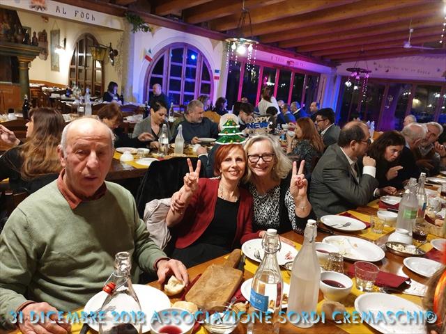 31 Dicembre 2018 Associazione Sordi Cremaschi10