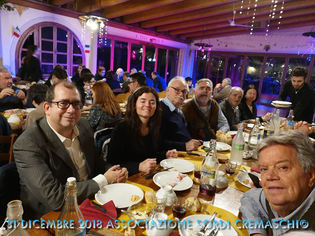 31 Dicembre 2018 Associazione Sordi Cremaschi11
