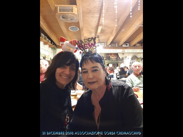 31 Dicembre 2018 Associazione Sordi Cremaschi13