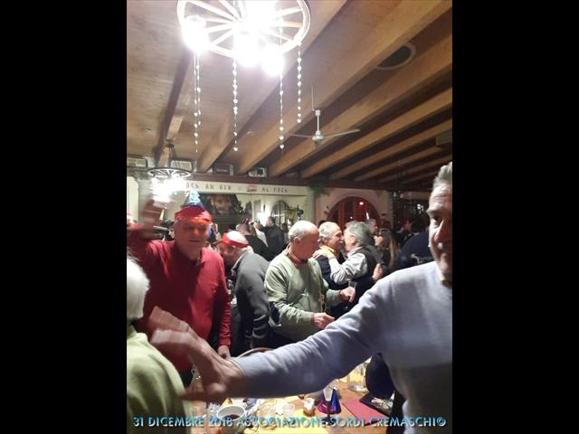 31 Dicembre 2018 Associazione Sordi Cremaschi15