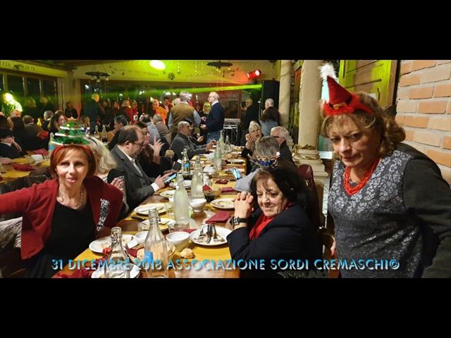 31 Dicembre 2018 Associazione Sordi Cremaschi18