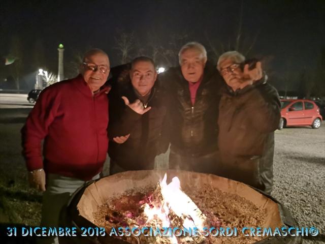31 Dicembre 2018 Associazione Sordi Cremaschi21
