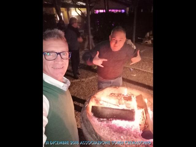 31 Dicembre 2018 Associazione Sordi Cremaschi24
