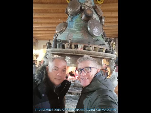 31 Dicembre 2018 Associazione Sordi Cremaschi25