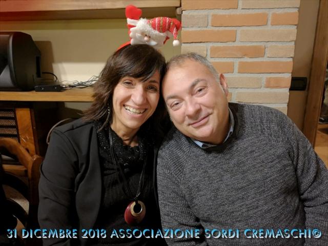 31 Dicembre 2018 Associazione Sordi Cremaschi29