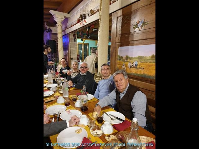31 Dicembre 2018 Associazione Sordi Cremaschi6