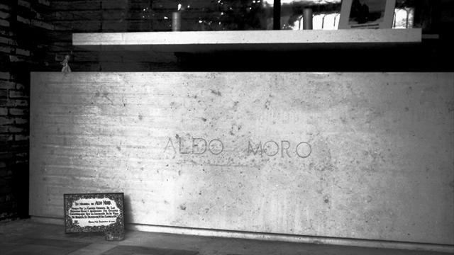Tomba Aldo Moro