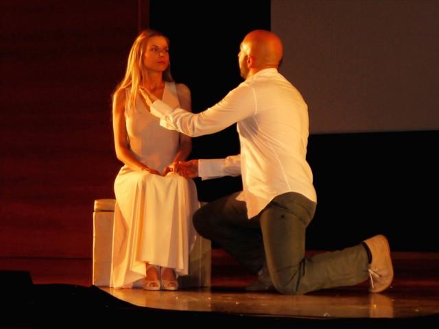 Manolo Vacca e Adriana Casu